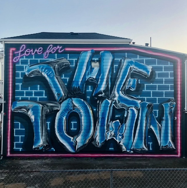 Love for The Town