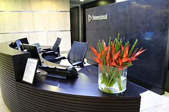 corporate office floral