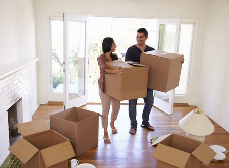Moving from an Apartment to a House Checklist