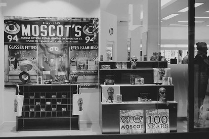 Moscot COllection F/W launch