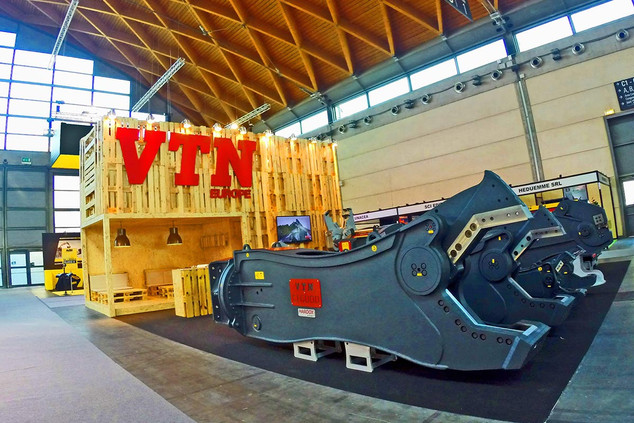 VTN Europe - Ecomondo 2019