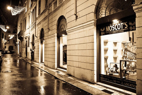 Moscot Limited edition for Grifoni