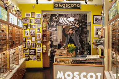 Moscot Roma