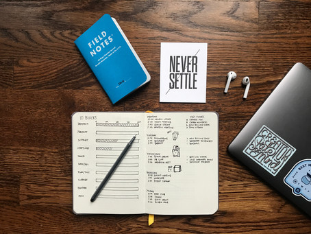 3 Tips for a Productive Day