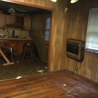 Kitchen_Living Room