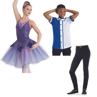Saturday Int Ballet Jazz HH