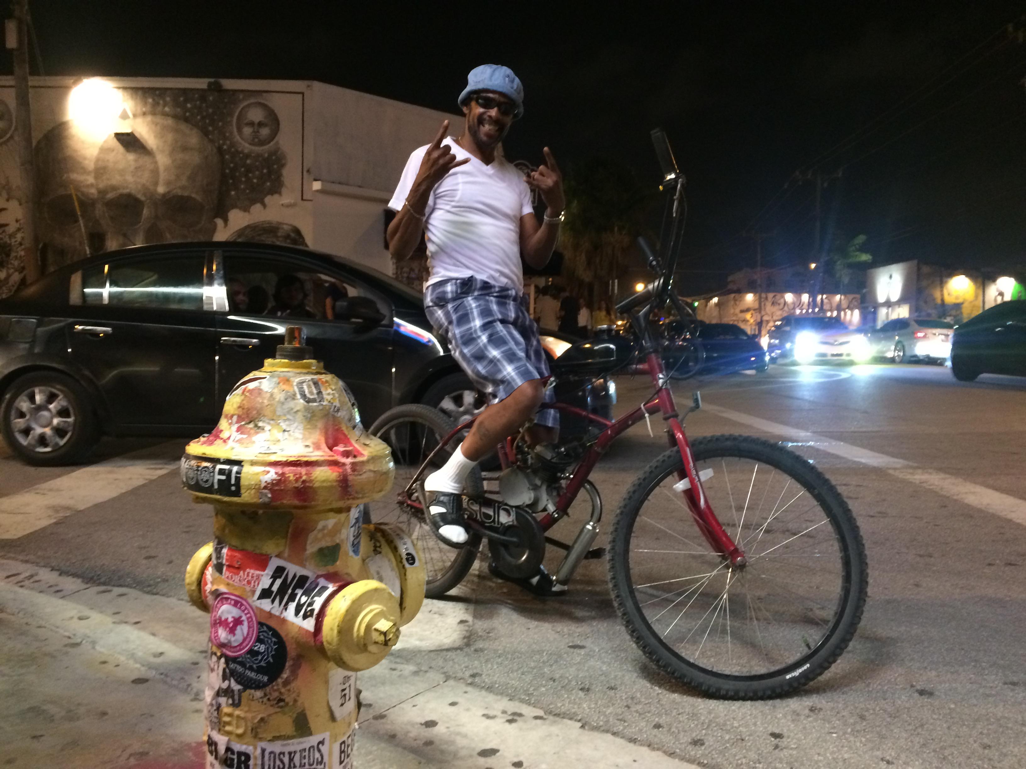 Miami, 2017.