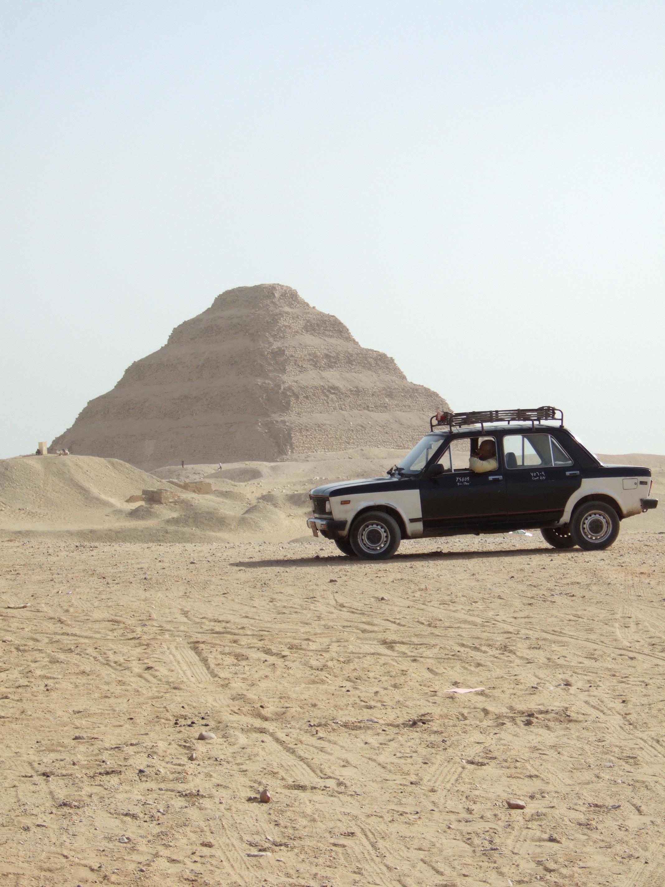 Giza, Egypt 2008.