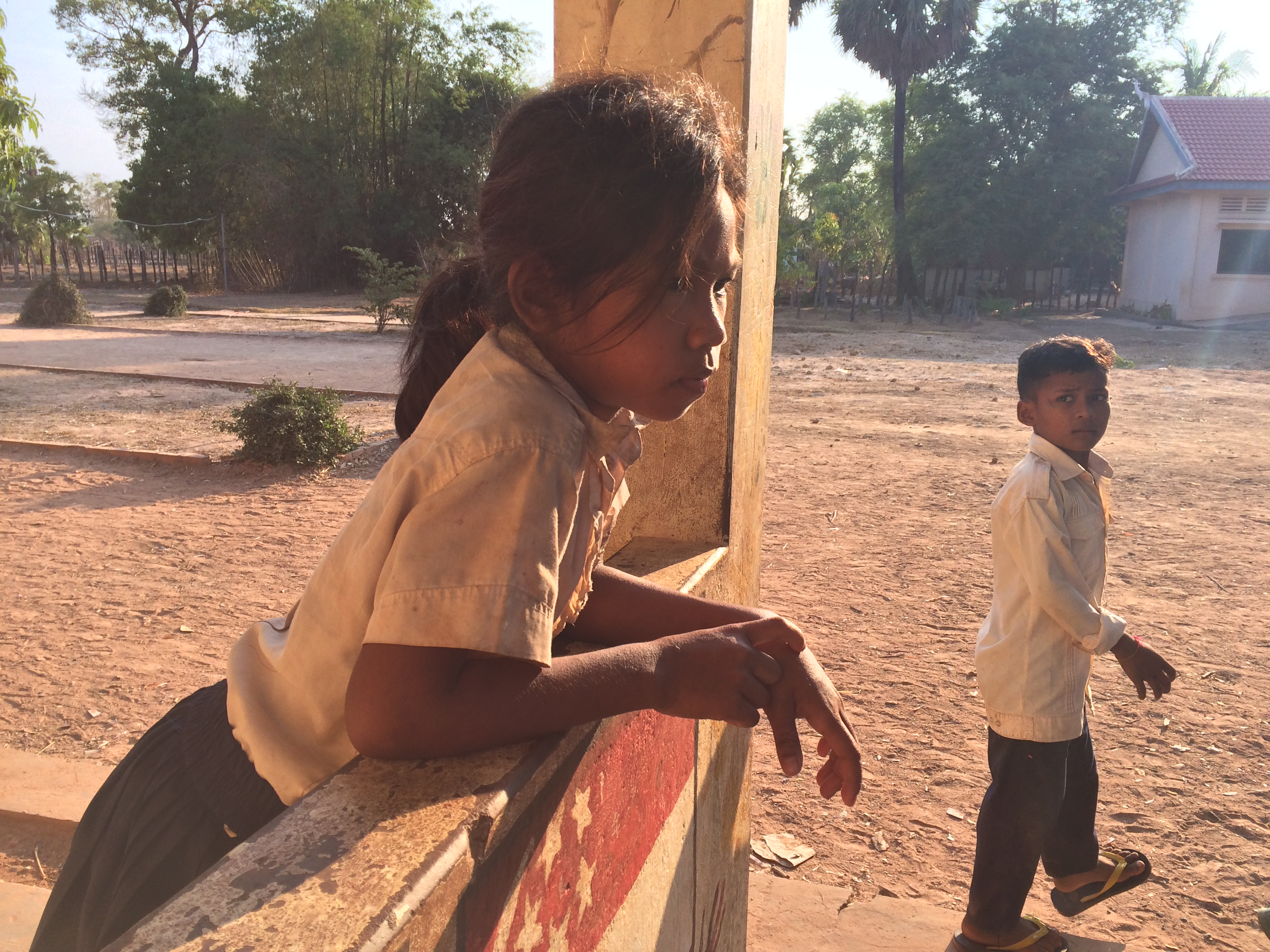 Siem Reap, Cambodia 2015.