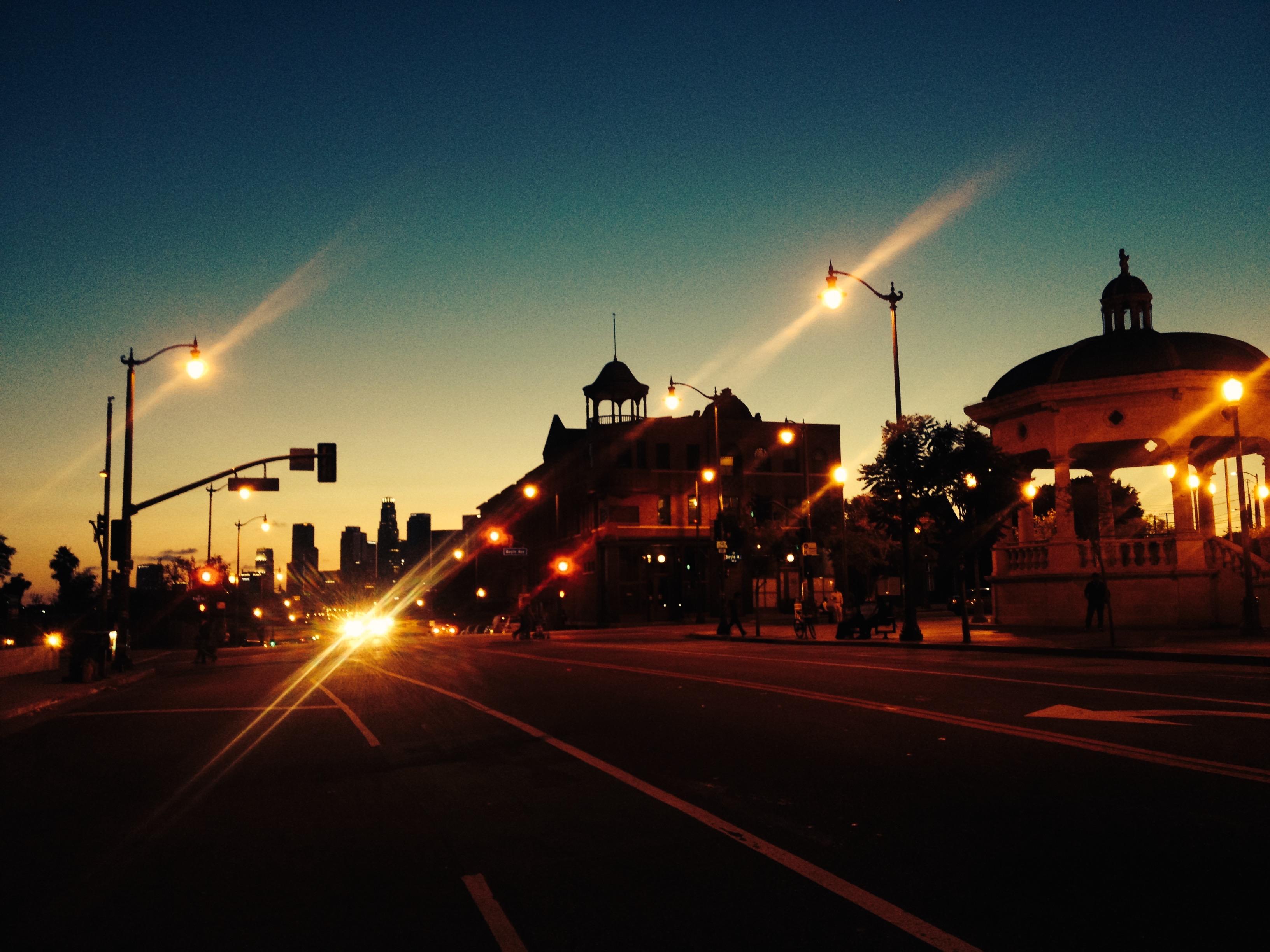 Mariachi square, LA 2014.