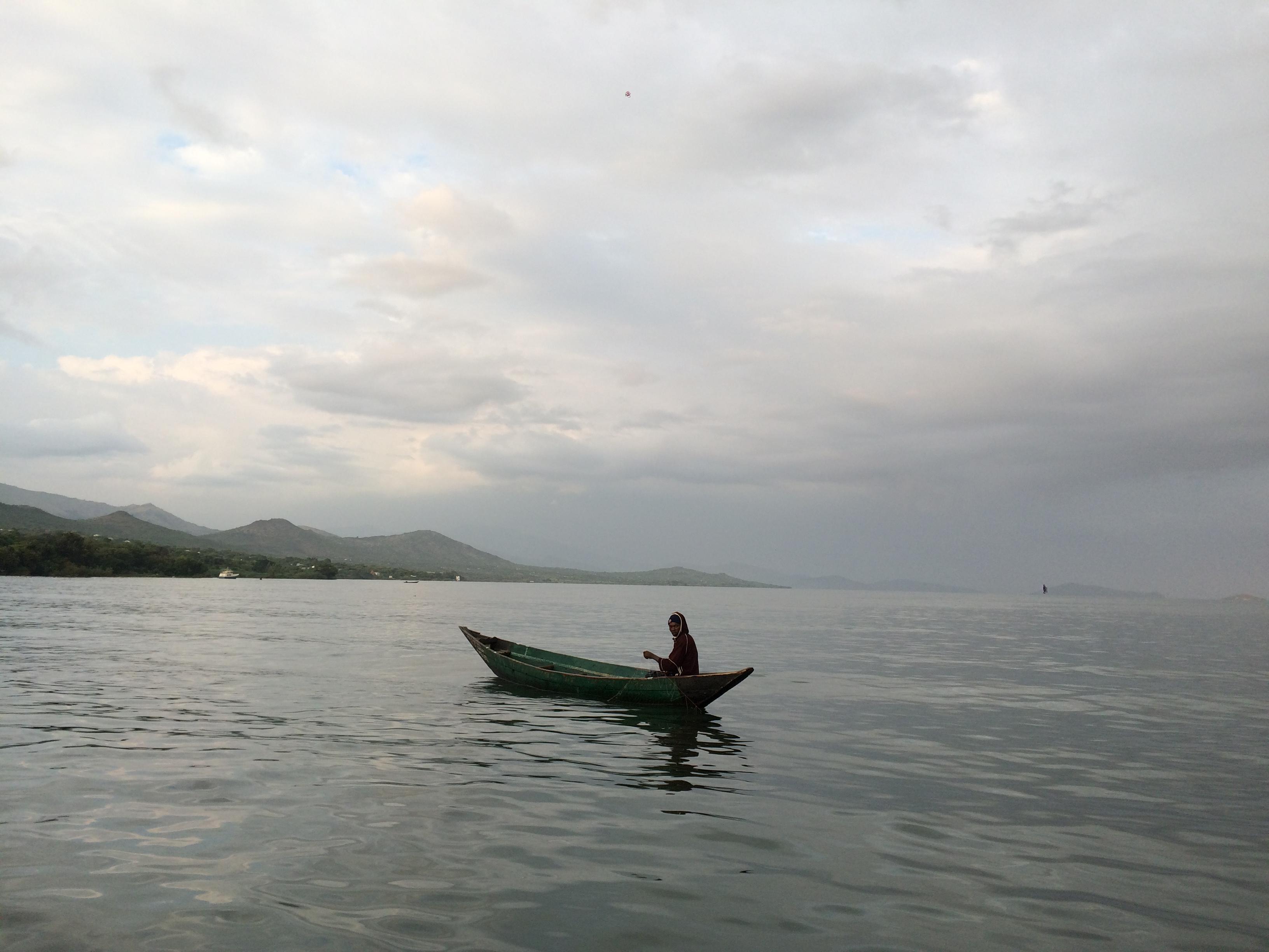 Lake Victoria, Kenya 2016.