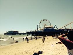 Venice Beach, LA 2014.