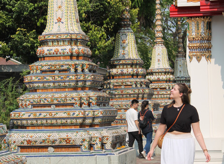 Sightseeing auf Thai-Art.