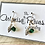 Thumbnail: Forest Holiday Charm Earrings