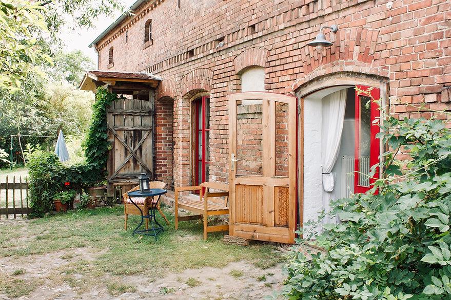 Unterkunft Ferienwohnung Uckermark