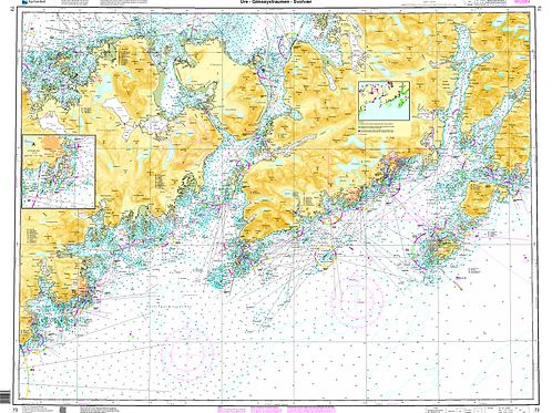 073 Ure - Gimsøystraumen - Svolvær
