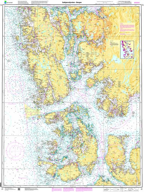 021 Selbjørnsfjorden - Bergen