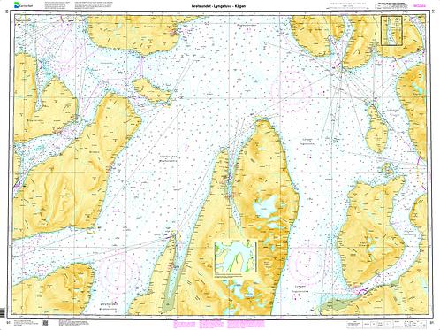 091 Grøtsundet - Lyngstuva - Kågen