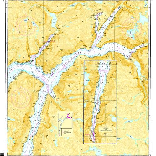 118 Indre Hardangerfjorden