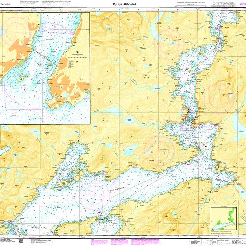 083 Dyrøya - Gibostad