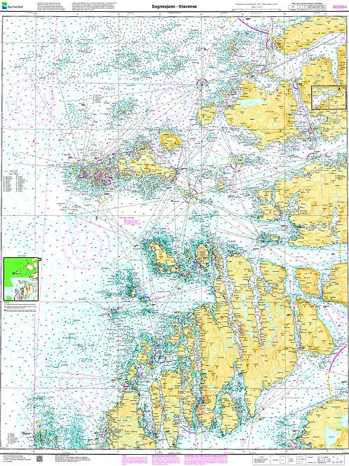 025 Sognesjøen - Stavenes