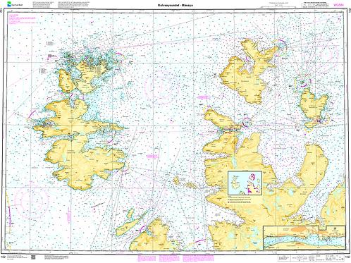 102 Rolvsøysundet - Måsøya
