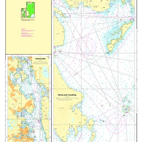 491 Kårstø og Karmsundet