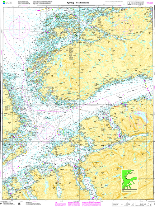 037 Kyrhaug - Trondheimsleia