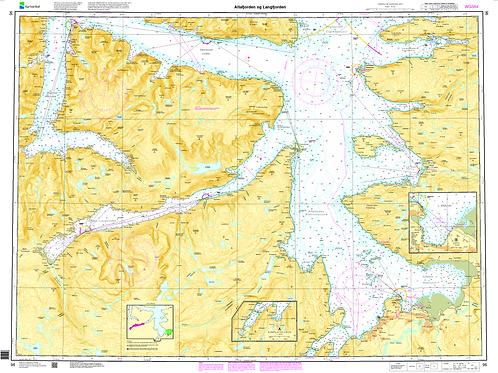 096 Altafjorden og Langfjorden