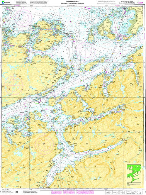 038 Trondheimsleia Terningen - Kyrkseterøra - Ørlandet