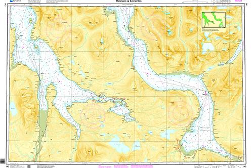 143 Malangen og Balsfjorden