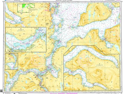 077 Tjeldsundet - Harstad - Lavangen