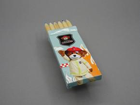 Emballasjedesign tegneblyanter