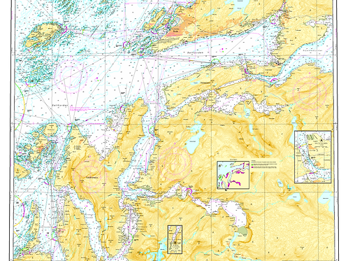 136 Beiarn og Saltfjorden