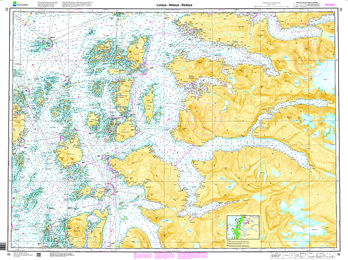 062 Lurøya - Nesøya - Rødøya