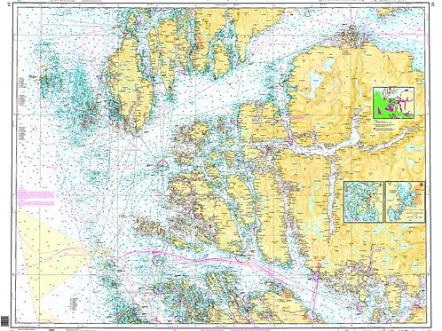 024 Fensfjorden - Sognesjøen