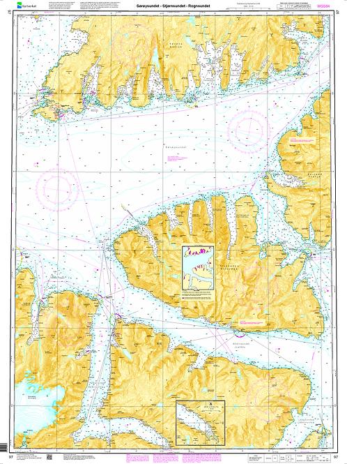 097 Sørøysundet - Stjernsundet - Rognsundet