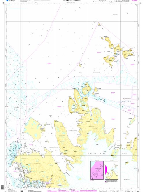 541 Nordporten - Sjuøyane