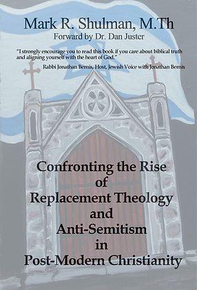 Confronting the Rise of Replacement Theology and Anti-semitism in....