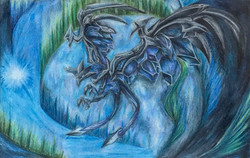 Study_ Anivia (Colored Pencil)