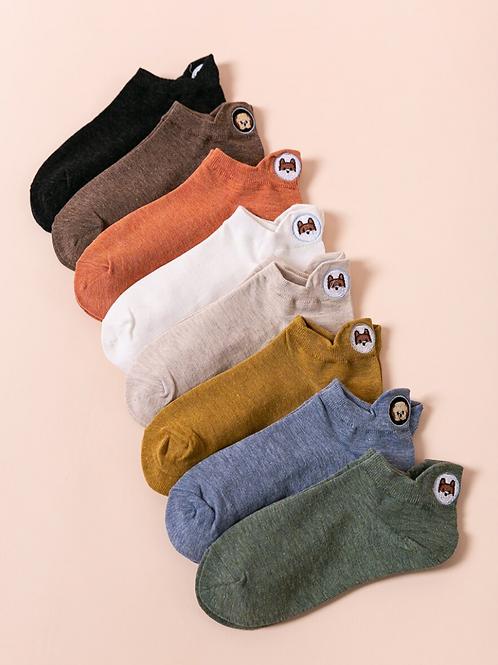 Embroidered Socks