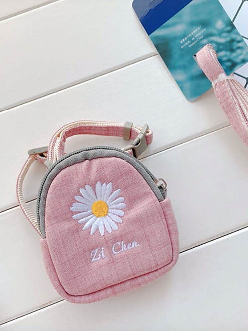 Daisy Backpack and Leash