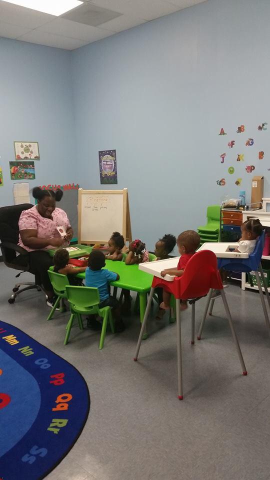 Sprockets classroom