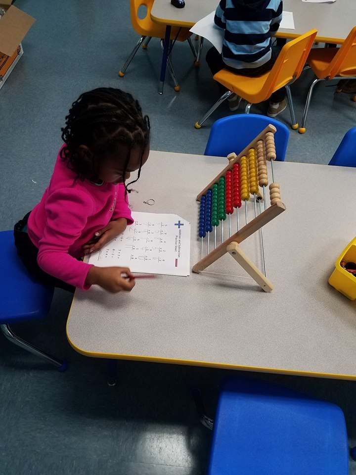 Working with abacus