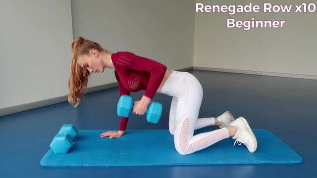 RENEGADE ROW on Knees