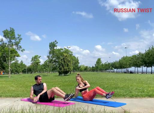 Russian Twist Hareketi Nasıl Yapılır?