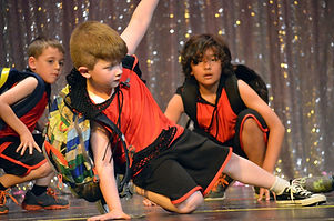 hip hop dance classes for boys