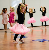 summer dance camps for kids