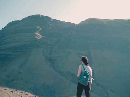 Exploring Wales: Llyn Y Fan Fach