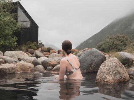 A weekend off grid at Maruia Hot Springs